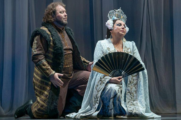 Turandot vuelve a subir a escena en el Teatro Colón, a partir de mañana