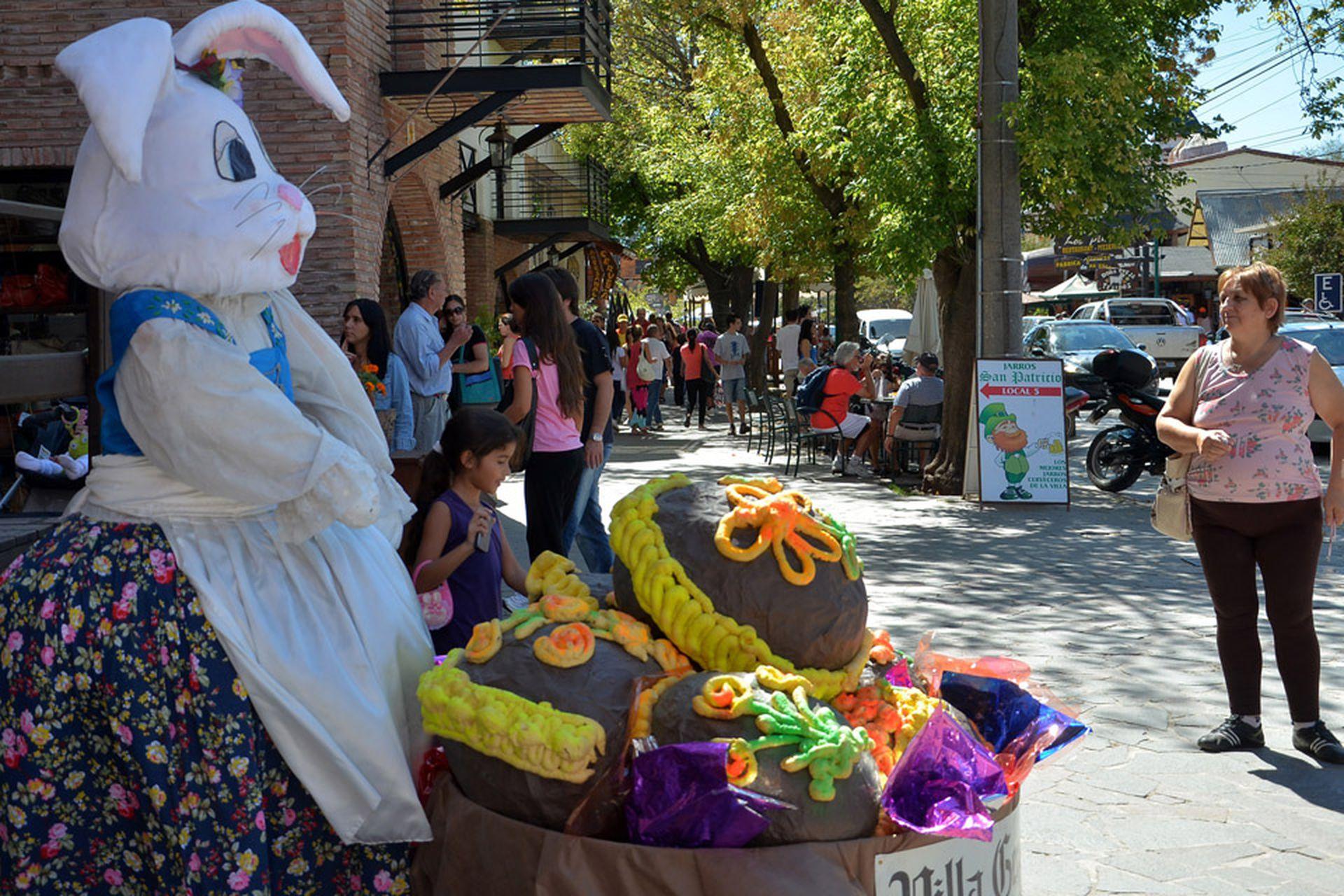 Villa General Belgrano se prepara para la Fiesta de la Masa Vienesa en Semana Santa