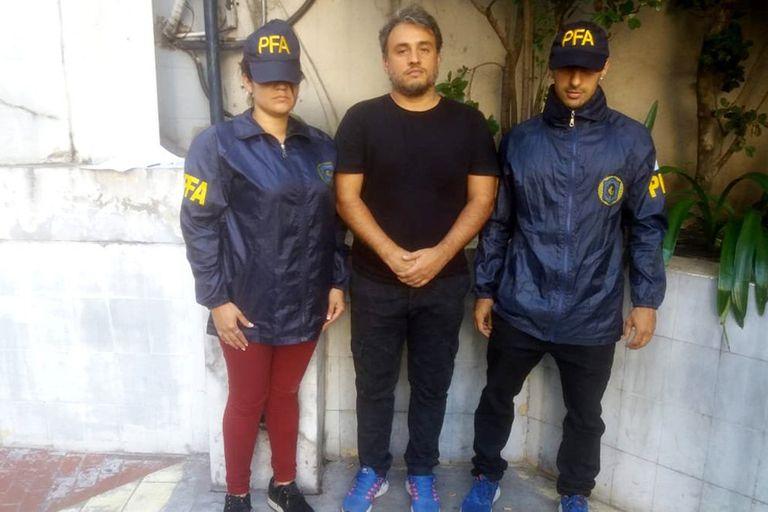 Detienen al exsecretario de Cristina por nexos con Muñoz