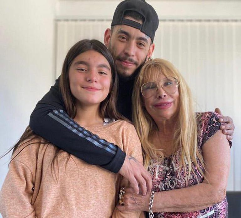 Ulises Bueno habló del delicado estado de salud de Betty Olave