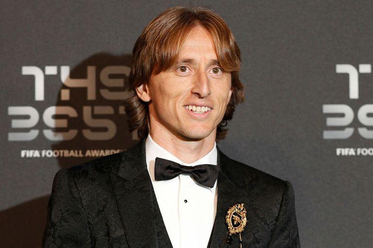 Modric ganó el The Best 2018, en el punto final del duopolio Messi-Cristiano
