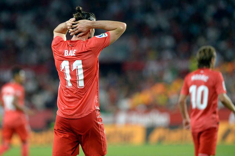 El día de las sorpresas: Real Madrid fue goleado 3-0 por Sevilla