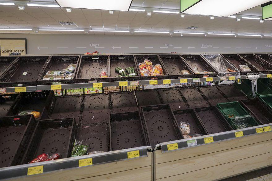 Alerta por un posible desabastecimiento en los supermercados de AMBA