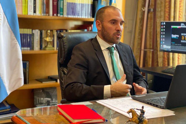 El ministro se mostró muy firme a la hora de identificar el problema que está detrás de la inflación