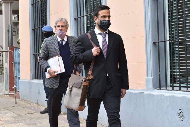Carlos Diaz el psicólogo de Maradona, ya fue indagado por los fiscales