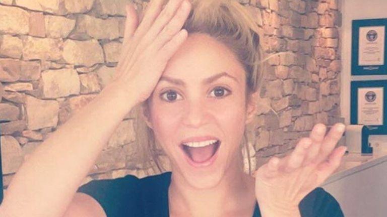 La portada del nuevo single de Shakira le hizo el día a los internautas