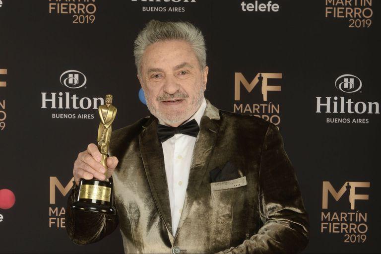 Antonio Grimau, mejor actor de unitario
