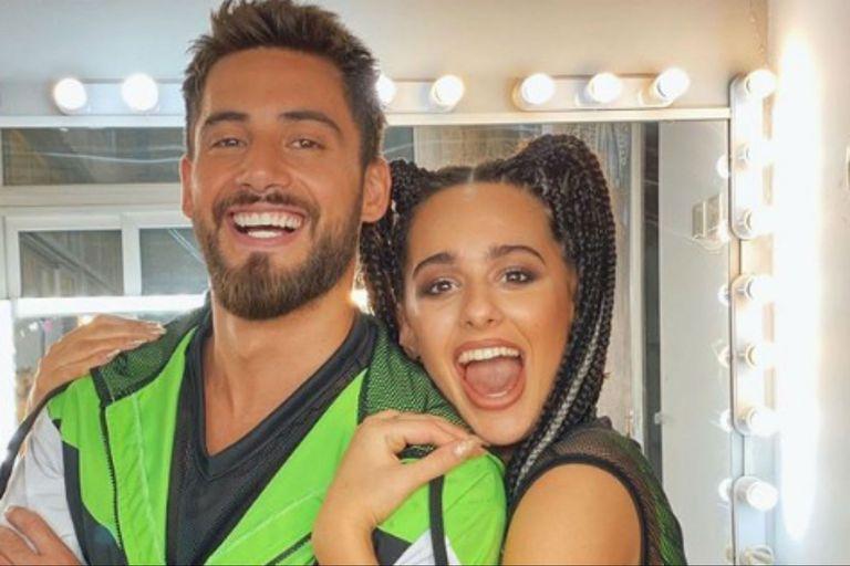 Nico Occhiato y la bailarina Flor Jazmín Peña vuelven al certamen para defender el título de campeones