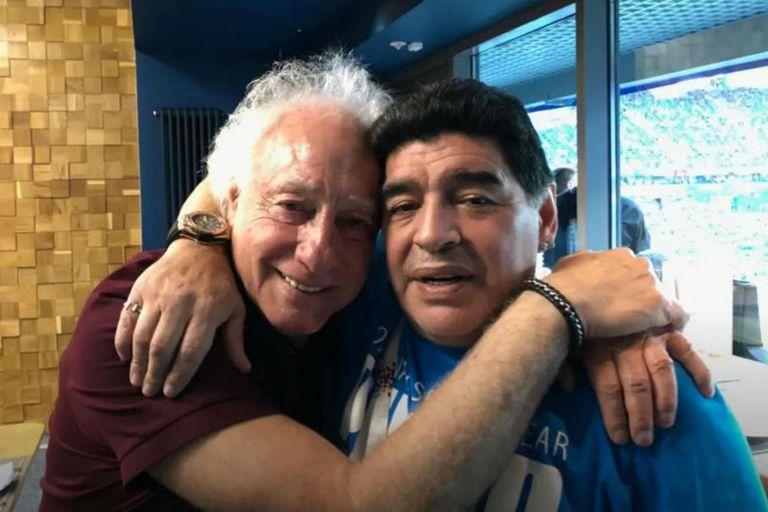 """Invitado en Estelita en casa, Guillermo Coppola recordó el insólito momento que compartió con Diego Maradona en su casa y que dio origen al dicho """"se le escapó la tortuga"""""""