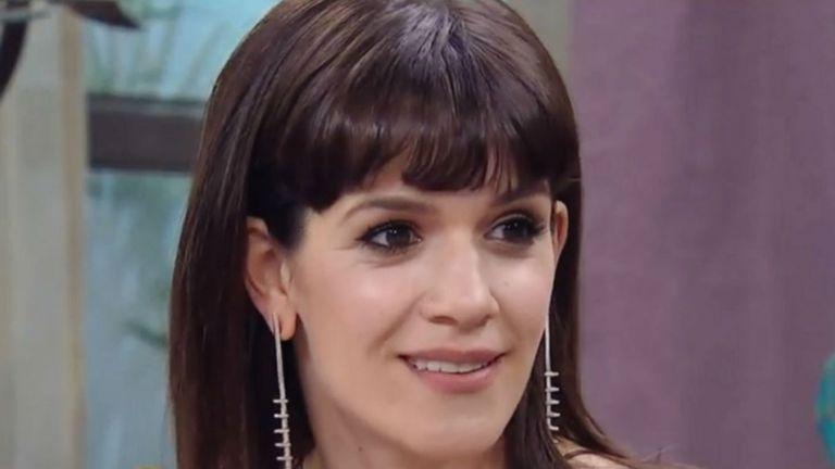 Violeta Urtizberea habló de Las Estrellas con Mirtha Legrand