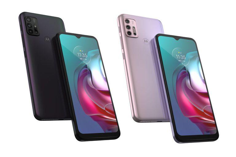 Moto G30: así es el nuevo teléfono de Motorola equipado con cuatro cámaras