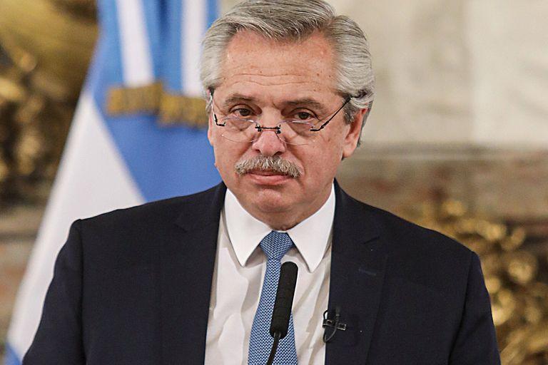 Alberto Fernández aceptó que el Presupuesto incluya casi 150 obras públicas que no estaban previstas en el proyecto original