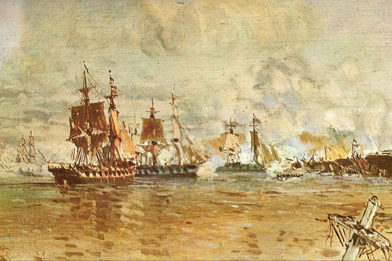 La batalla de la Vuelta de Obligado fue un acto de independencia y soberanía