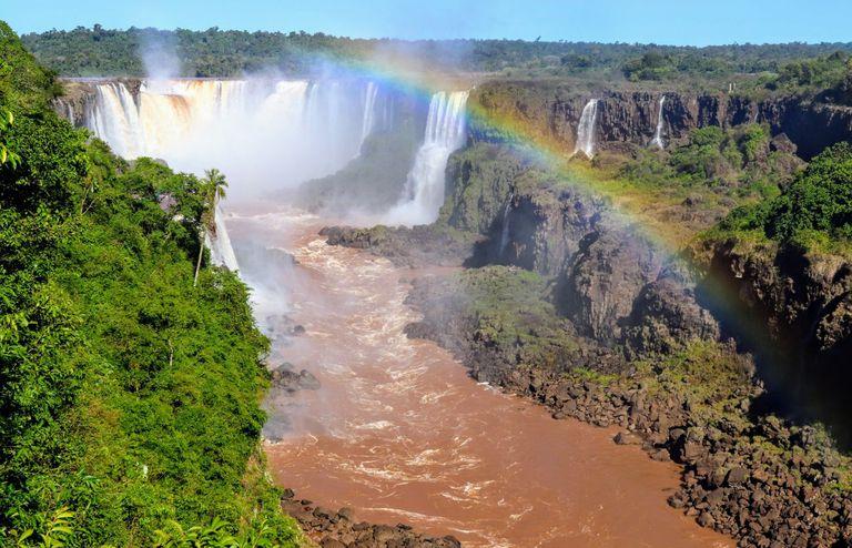 Reabren las cataratas del lado brasileño