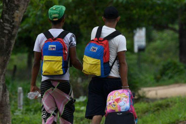 El año pasado, la ONU aprobó la entrega de US$315 millones al Estado colombiano para atender la crisis migratoria