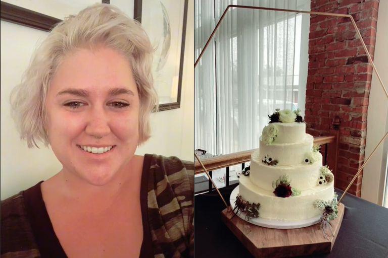 Existen muchas tortas de casamiento que en vez de ser las obras de arte que las parejas esperan que lleguen desde la pastelería, son una verdadera creación de terror