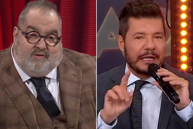 """Lanata """"aconsejó"""" a Tinelli tras su bronca con Telenoche por el bajo rating"""