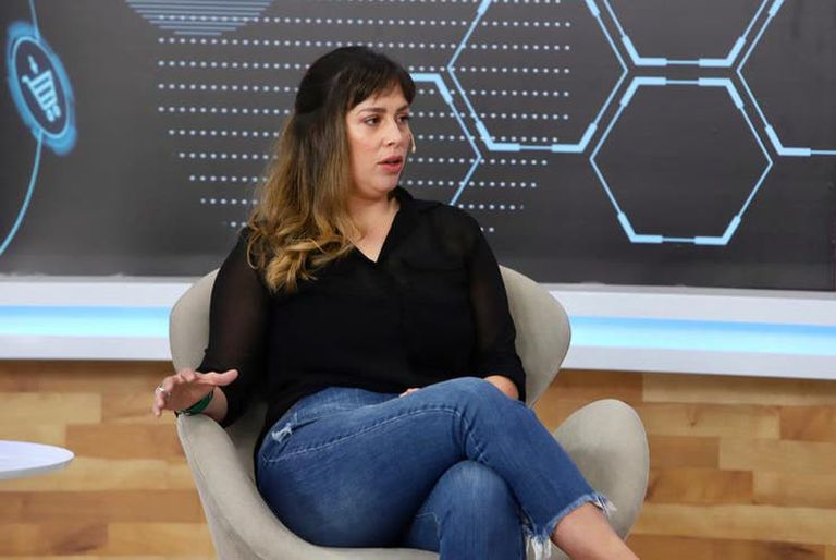 Micaela Sánchez Malcom es la secretaria de Innovación Pública, a cargo del concurso público