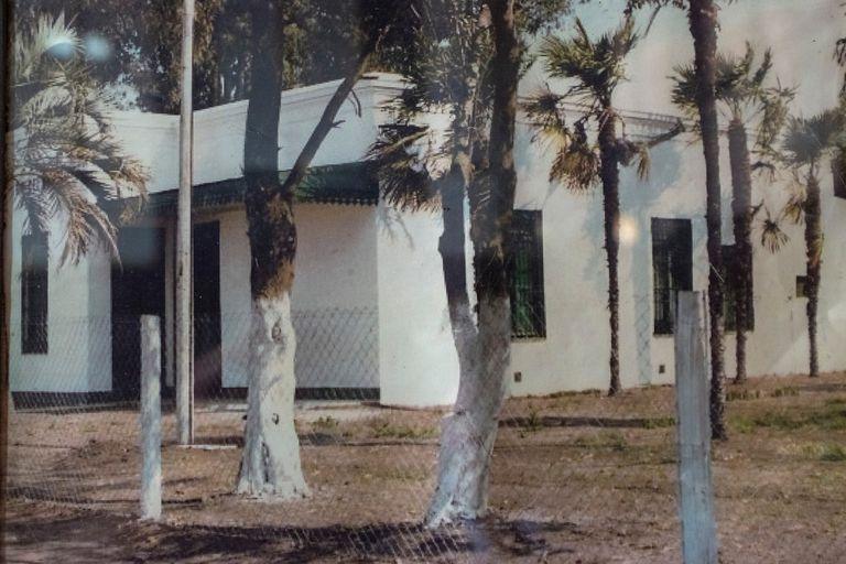 La Celma, en una foto histórica de 1978