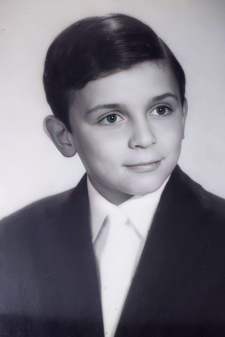 José Luis Espert estaba enamorado de su maestra de jardín de infantes