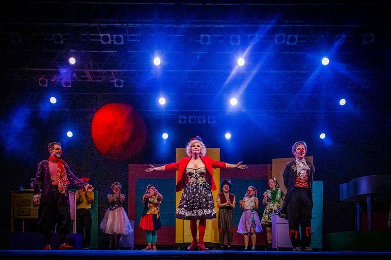 Teatrix estrenó tres títulos para chicos: uno de Argentina y dos de México