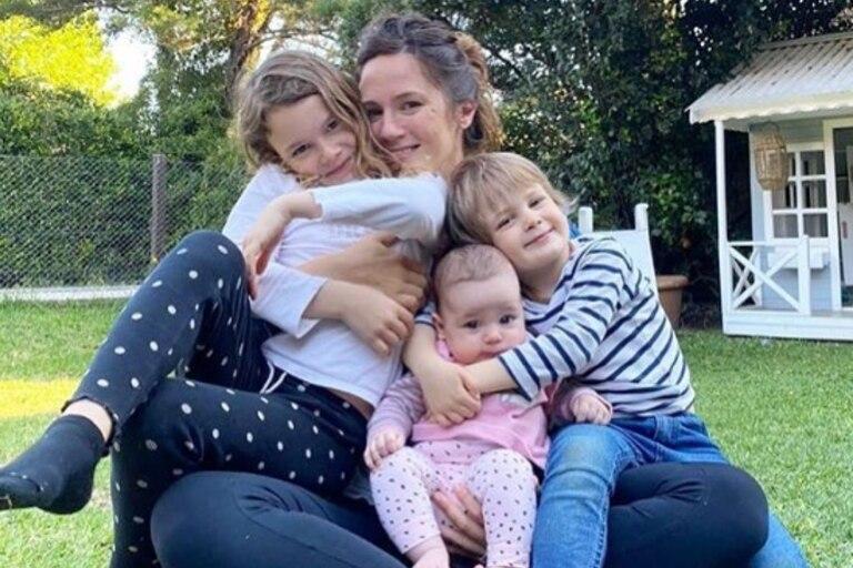 Filipa, la bebé de Paula Chaves y Pedro Alfonso, presentó síntomas de APLV, por lo que su madre está haciendo una dieta estricta para amamantarla
