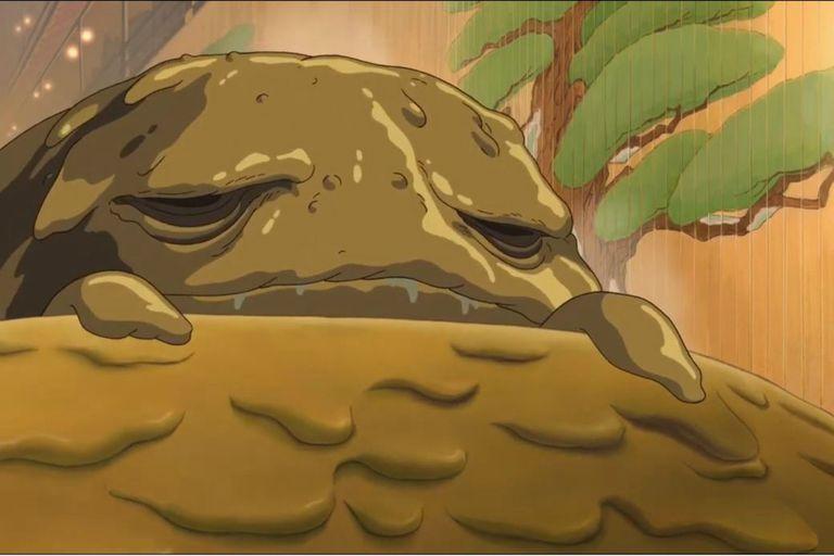 El espiritu del rio fue creado a partir de una experiencia real de Miyazaki