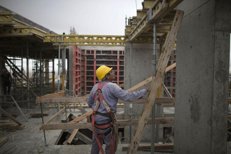"""Pablo Gaytan: """"En un punto la construcción es un negocio anticíclico, porque la gente ve cómo se le derriten los pesos que tiene en la mano y se da cuenta que lo mejor es invertir en ladrillos"""""""