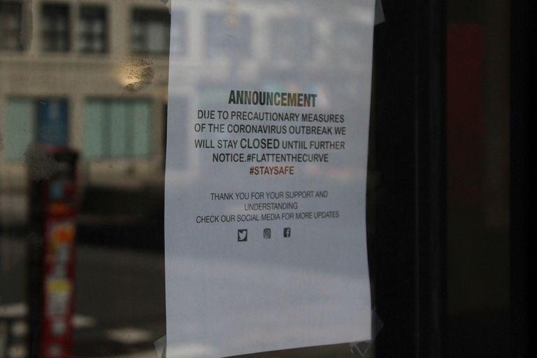 El clásico restaurante intentó mantenerse abierto sin éxito; los dueños del lugar tuvieron que echar a sus 25 empleados