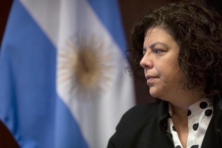 La secretaria de Acceso a la Salud de la Nación viajó a Mendoza para ayudar con la organización de la campaña de vacunación en el país
