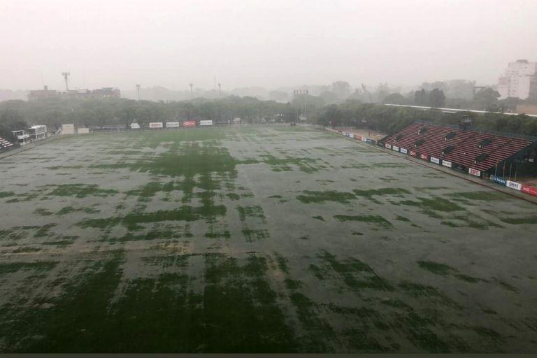 Pasado por agua: cómo afectan las lluvias al Abierto de Palermo