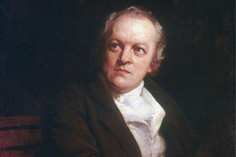 Durante su vida, pocos tomaron a William Blake en serio como artista y poeta