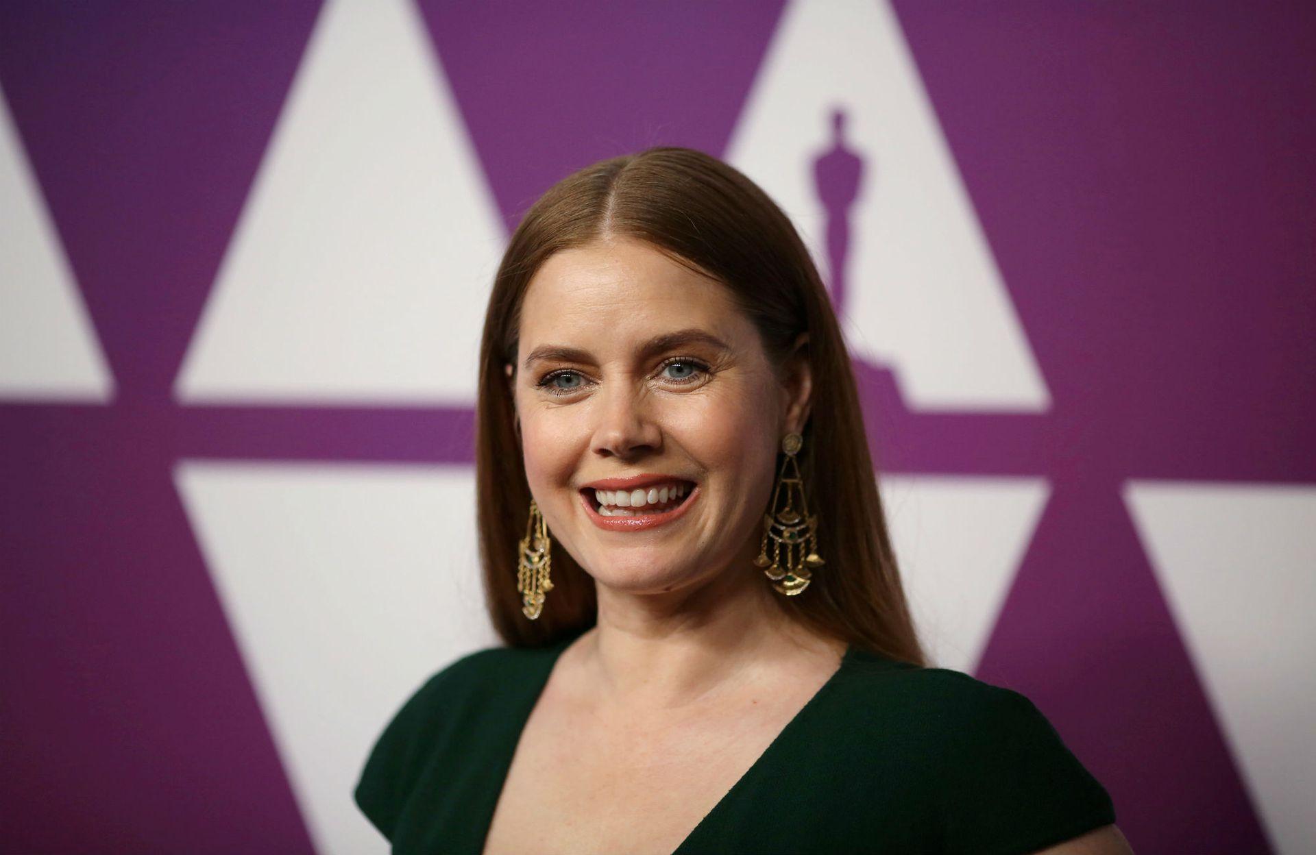 Amy Adams, nominada a mejor actriz de reparto por su papel en El vicepresidente: Más allá del poder