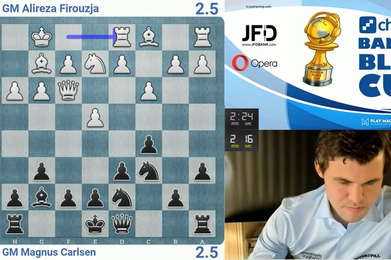 El ajedrez presencial sufre ante la frivolidad del juego online