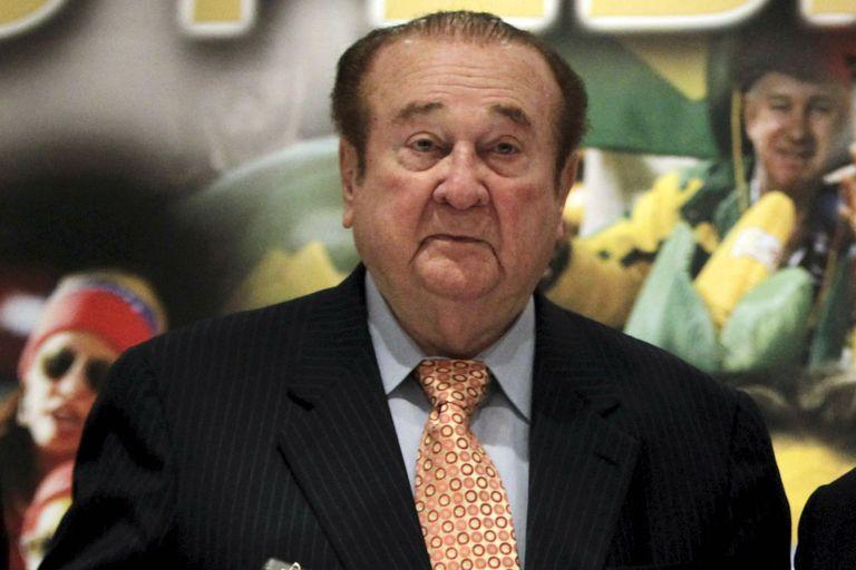 Murió Nicolás Leoz, expresidente de la Conmebol