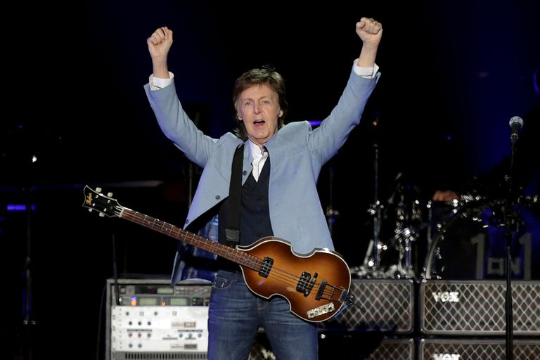 Paul McCartney tocará en Buenos Aires el 23 de marzo