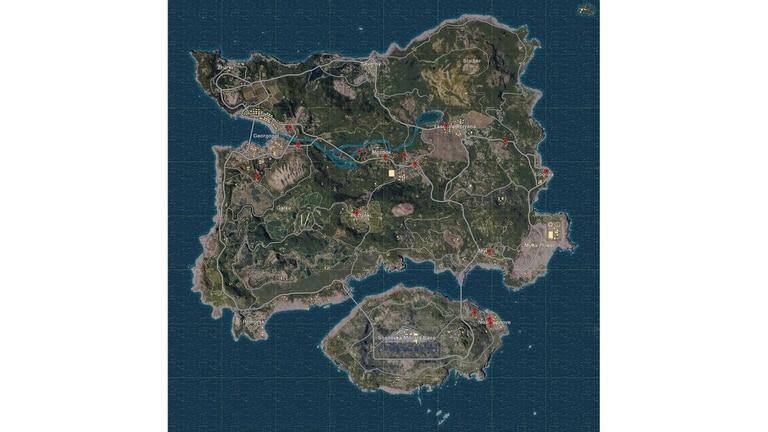 El título distribuye a 100 jugadores por toda una isla; y obliga a eliminarlos