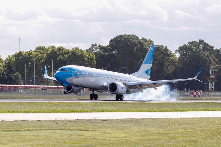 Aerolíneas Argentinas es la empresa con mayor participación de mercado
