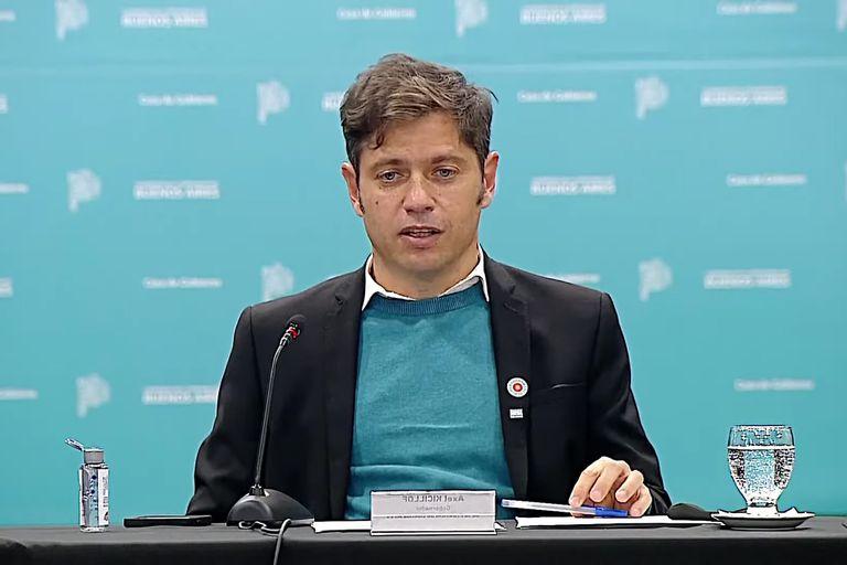 Axel Kicillof incorpora a Martín Insaurralde como jefe de Gabinete y suma otros cambios