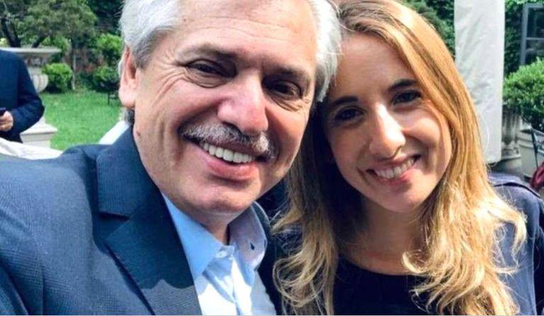 La defensa de Alberto Fernández a la carta de Cecilia Nicolini