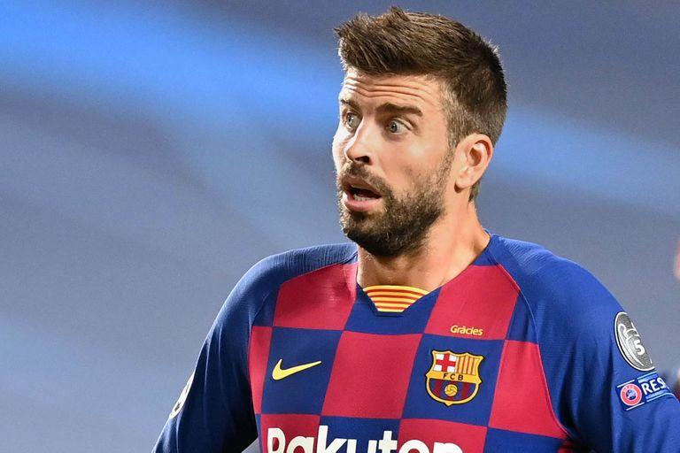 Piqué: el consejo a Messi cuando quiso irse del Barça y la crítica al presidente