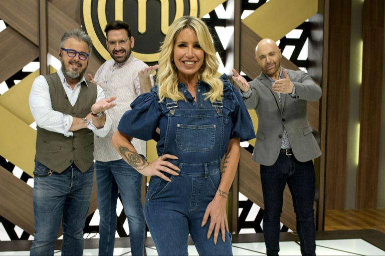 Flor Peña, la invitada estelar del lunes en MasterChef Celebrity