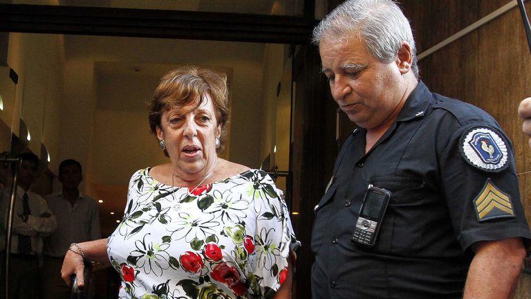 """La fiscal Fein dijo que continuará """"participando activamente"""" en la causa por la muerte de Nisman"""