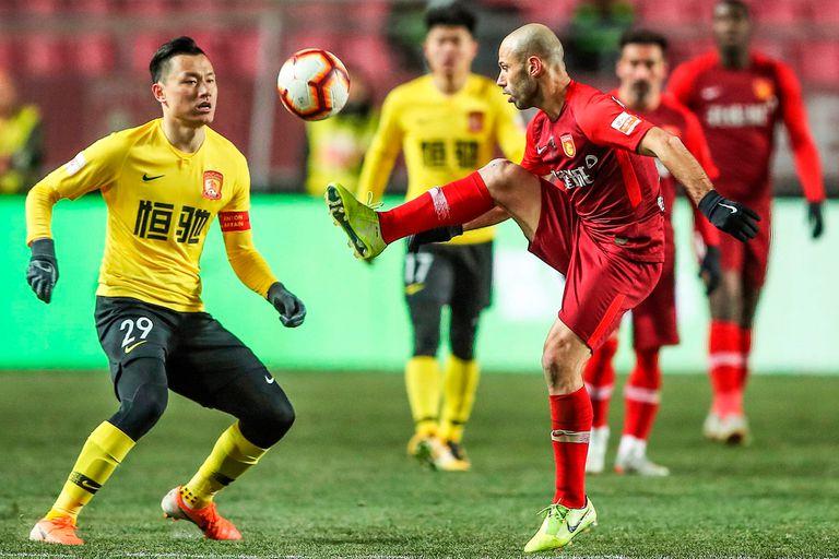 Mascherano se despidió de Hebei Fortune de China. Jugará en Estudiantes.
