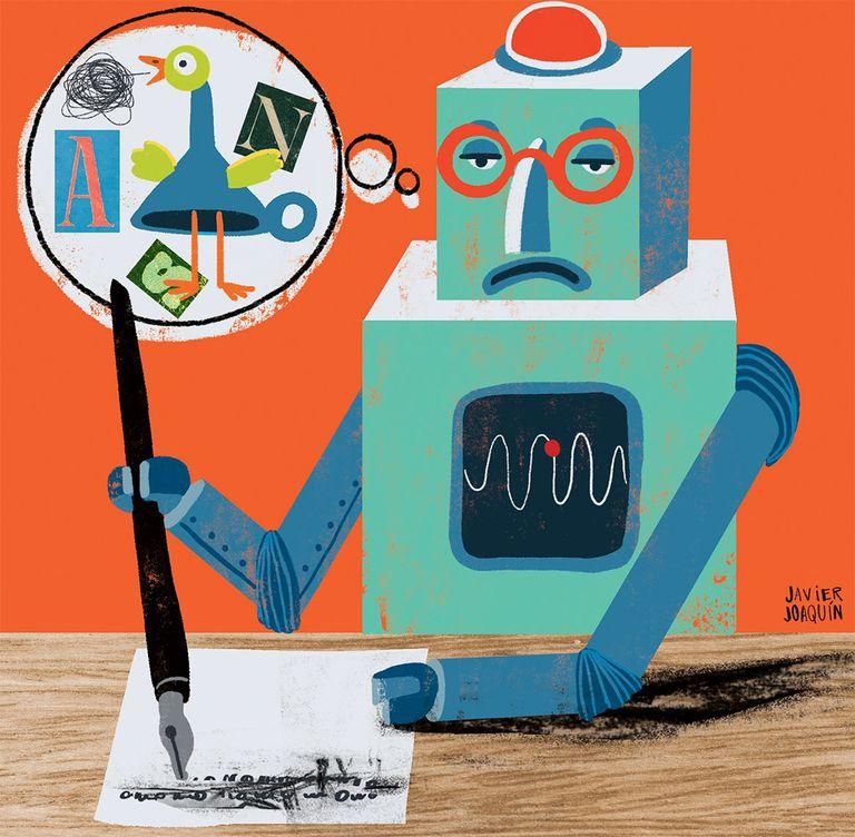 Escribots. ¿Puede la inteligencia artificial generar una ficción con sentido?