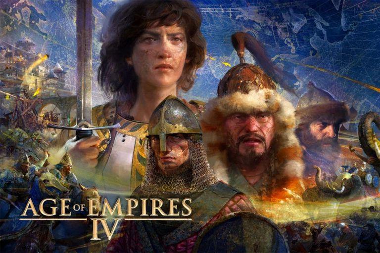 Microsoft anuncia el lanzamiento de Age of Empires IV para octubre