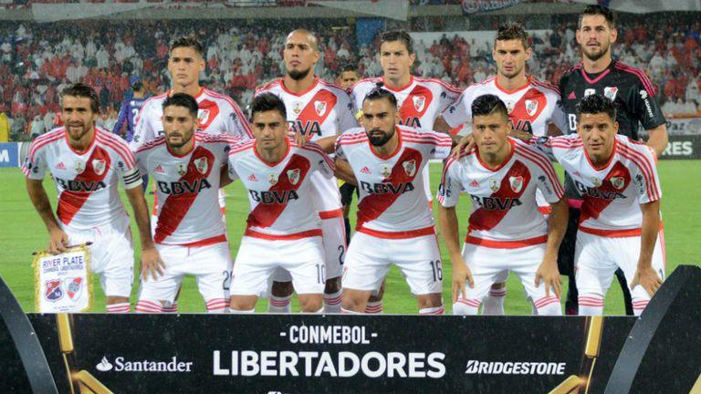 River-Independiente Medellín