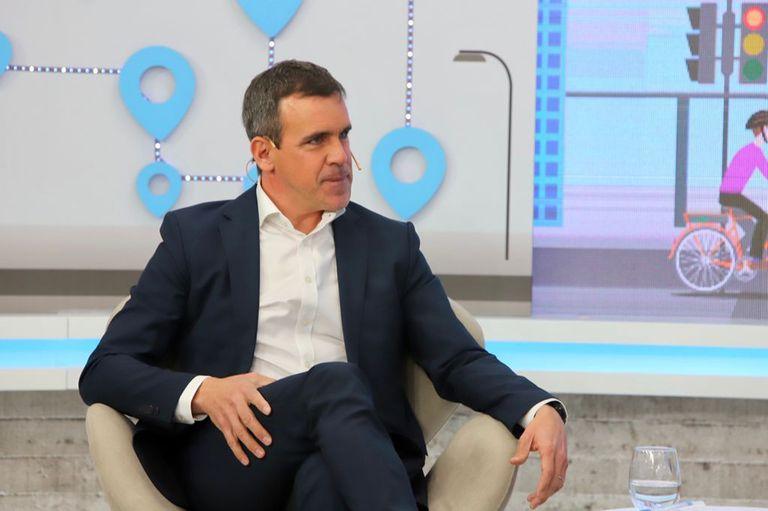 Martín Galdeano, presidente de Ford Argentina