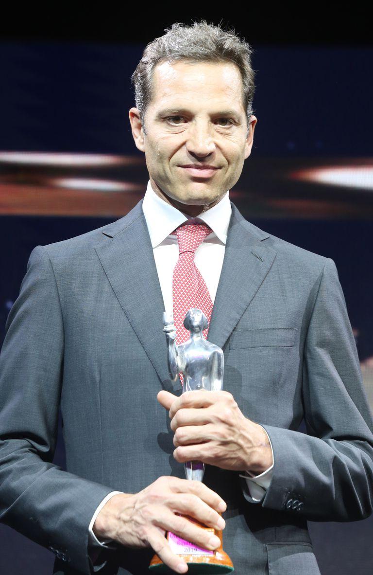 El tercer Olimpia de Plata para José María Larocca, que tiene 51 años y empezó a representar a la Argentina a los 35, luego de retomar una pasión puesta en pausa por necesidad: la equitación.