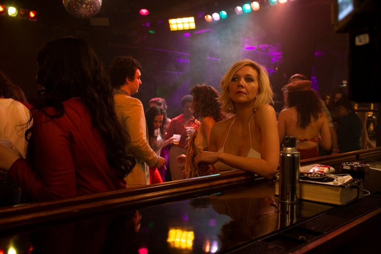 Maggie Gyllenhaal en The Deuce